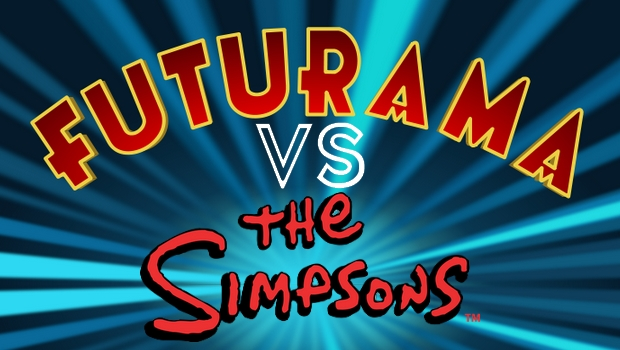 Futurama vs. Simpsons